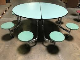 round school lunch table. Fine Lunch School Excess CST123 60in Round Cafeteria Lunch Table  For U