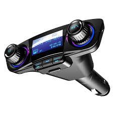 New Car <b>MP3 Player</b> FM Transmitter <b>Multi Function</b> Bluetooth ...