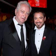 Death of His Father Robert Downey Sr ...