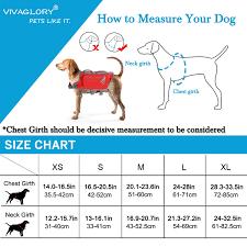 True Dog Life Jacket Size Chart 2019
