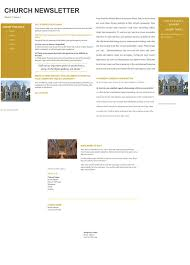 Ngo Newsletter Templates Free Church Newsletter Templates Editable In Microsoft Word