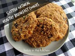 scottish oatmeal healthy breakfast cookies jpg