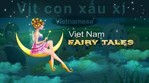 Vịt con xấu xí - Chuyện thiếu nhi - Chuyện cổ tích - 4K UHD - Vietnamese  Fairy Tales - Dailymotion Video