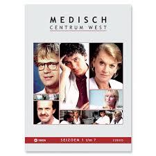 Medisch Centrum West - De Complete serie op DVD!