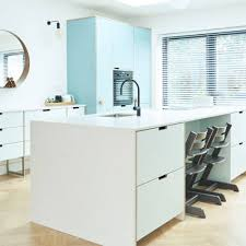 Birch Plywood Formica Doors And Worktops For Ikea Kitchens