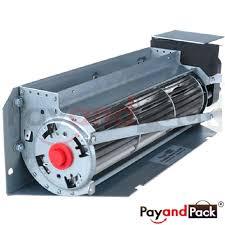 Tjernlund 9503306 Quiet Fireplace Blower Replacement Fan Gas Gas Fireplace Blower