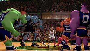 The director of the original Space Jam ...
