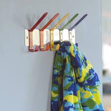 Stainless Coat Rack Wrought Studio Noriega Stainless Steel Hanging Coat Rack Reviews 79