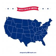 United States Map Of The World United States Map Vectors Photos And Psd Files Free Download