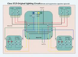 class dcc lights sound system update the original bachmann 57 3 circuit diagram showing approximate locations of the circuit elements