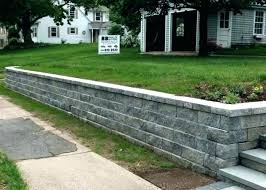 cost to replace retaining wall cinder block wall costs retaining wall cost estimate retaining wall costs