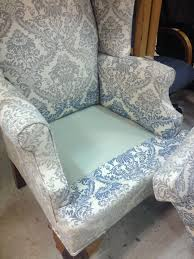 wingback chair must be reupholstered save