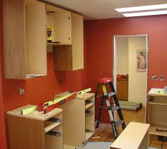 Diy Install Kitchen Cabinets Kitchen Constructing Kitchen Cabinets How To Install Wall And