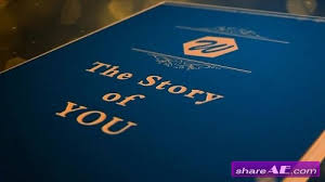 After Effects Story Book Template Book Free After Effects Templates After Effects Intro