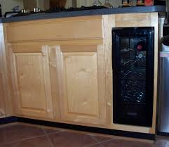 Marvelous Kitchen Wine Coolers Cabinets Super Cooler Cabinet