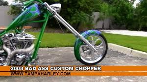 used 2003 custom built chopper for sale youtube