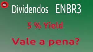 Energias do Brasil – Dividendos para 2021 - ENBR3 - YouTube