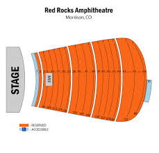 A Packed Summer Concert Schedule At Red Rocks Tba