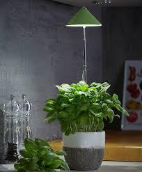 LED Pflanzenlampe / LED Grow Lampe Grün 7Watt Für Töpfe