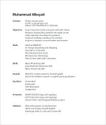 Perfect Resumes Examples Example Of Great Resumes Great Resume