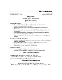 Download Resume 30 Customer Service Resume Examples Template Lab