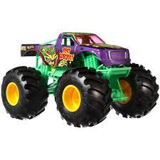 Hot Wheels Monster Trucks 1:24 Scale Test Subject Vehicle - Walmart.com
