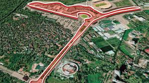 Race Track Design And Construction Hanoi Begins Construction Of F1 Racetrack Evalpro News