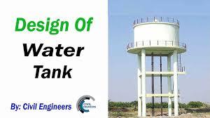 Water Tank Design Design Of Water Tank Engineering Feed