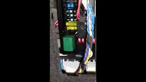 2014 bmw x3 fix cigarette lighter fuse youtube bmw x3 relay location at 2005 Bmw X3 Fuse Box Location