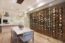 wine racks glass wine racks contemporary wall wine with silver pendant lights wine cellar contemporary
