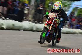 race result drag bike 201 academy pringsewu lampung 15 april