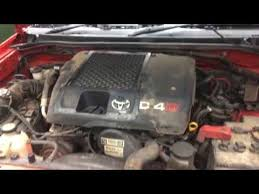 2007 Toyota Hilux / Vigo 3.0 D4D 1KD-FTV Turbo diesel engine start ...
