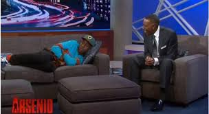 He talks about why he chose to go undercover. The World According To Tyler The Creator Arsenio Hall Show Interview