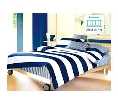 blue twin xl bedding sail away cotton twin comforter set college ave percent cotton dorm bedding blue twin xl bedding