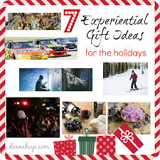 7 experiential gift ideas for the holidays