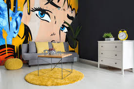 from bright word art to retro romance you ll find plenty of retro wallpaper inspired by the pop art era in this collection