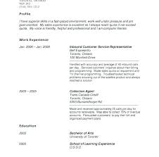 Sample Of Resume For College Students With No Experience ...
