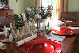 Christmas Dining Table Centerpiece Christmas Dining Table Centerpieces  Living Room Decoration Furniture