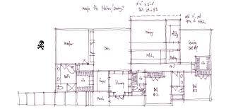 architectural sketch series schematic