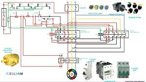 electrical contactor wiring diagram hastalavista me wiring diagram for reversing contactor luxury 3 phase contactor wiring diagram start stop 15