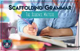 Reading Comprehension Scope And Sequence Chart The Grammar Nerds Tell All How To Sequence Grammar