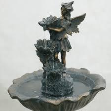 <b>Фонтан Haomei Fountain</b> эльф 52х52хh108.5 (1002086051 ...