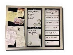Kitchen Memo Boards REUSABLE WIPEABLE MAGNETIC WEEKLY PLANNER ORGANISER CALENDAR MEMO 1