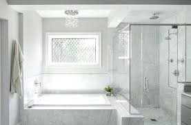 chandeliers over bathtubs sophisticated elegant bathroom features a crystal