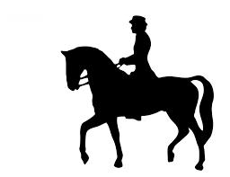 Image result for public domain image of dressage
