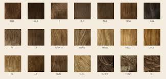 Louis Ferre Synthetic Hair Colour Chart Hair Co