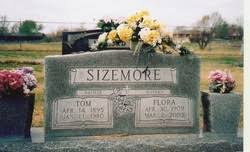 Flora Dianna Hill Sizemore (1909-2005) - Find A Grave Memorial
