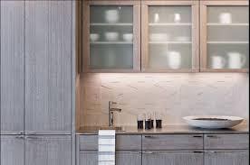 limed oak kitchen units: limed oak kitchen cabinets pickled oak cabinets in a kitchen by venegas and company via