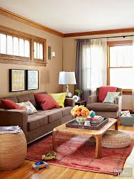wall paint for brown furniture. brown and warm hues wall paint for furniture b