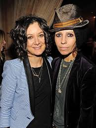 Sara Gilbert and Linda Perry Welcome Son Rhodes Emilio   PEOPLE.com